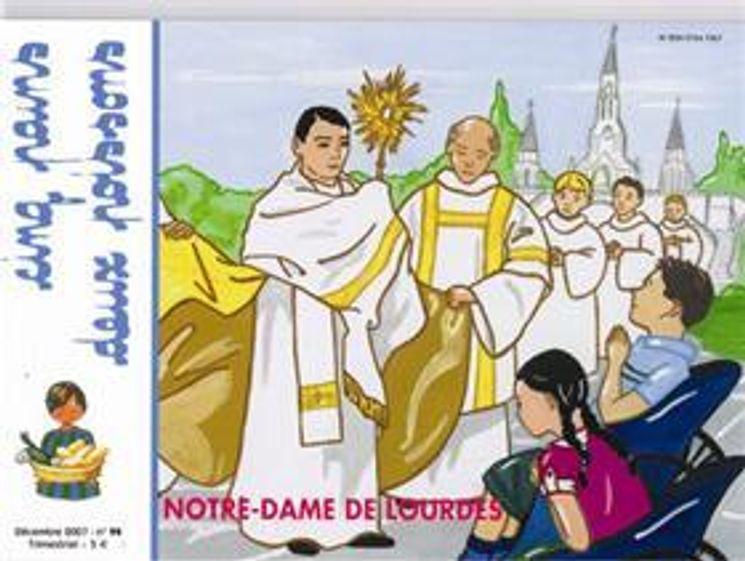 Cinq pains et deux poissons - Notre Dame de Lourdes