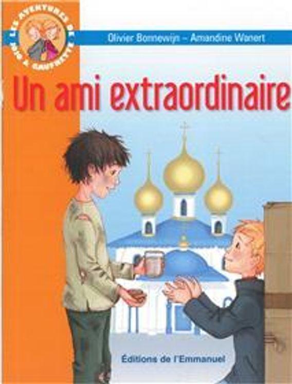 Les aventures de Jojo et Gaufrette, Tome 1 - Un ami extraordinaire