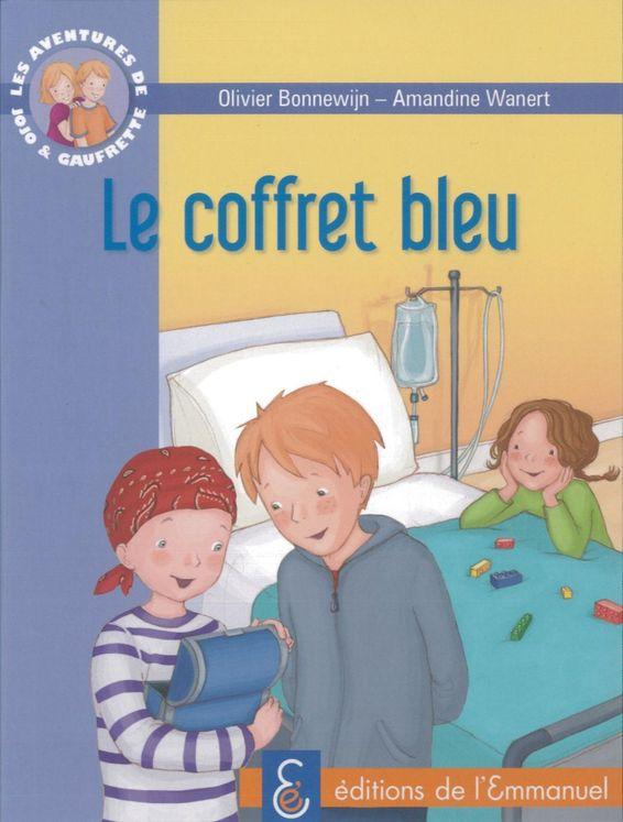 Les aventures de Jojo et Gaufrette, Tome 6 - Le coffret bleu