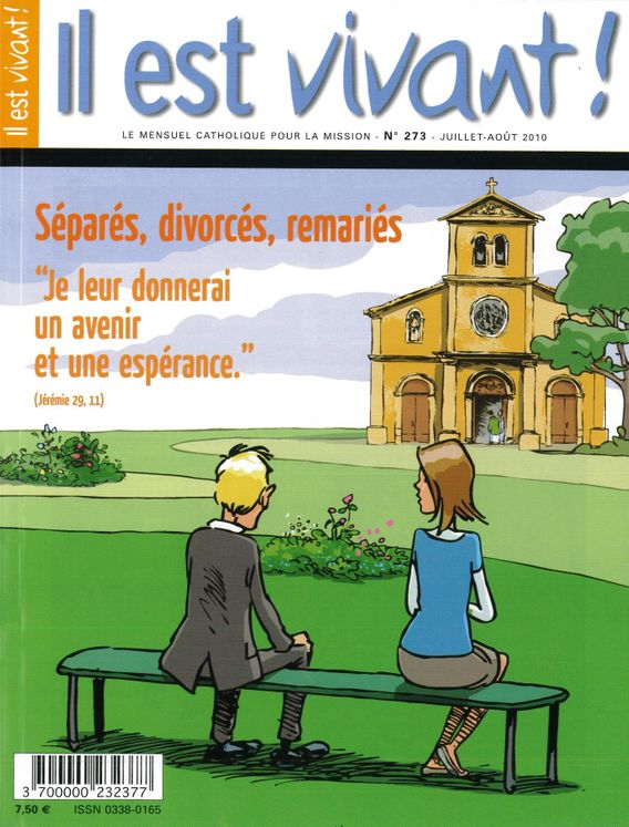 n°273 - Il est vivant - Juillet/Août 2010 - Séparés, divorcés, remariés